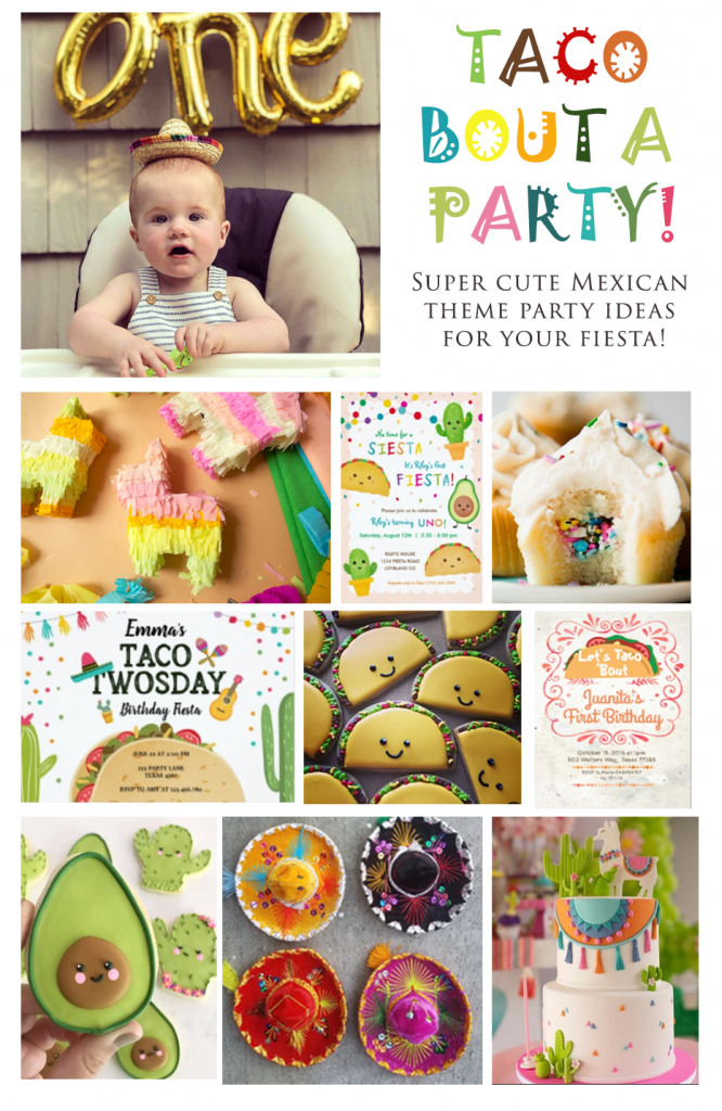 taco theme party ideas