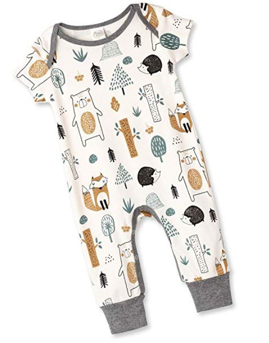 cute baby shower gift idea for woodland theme shower