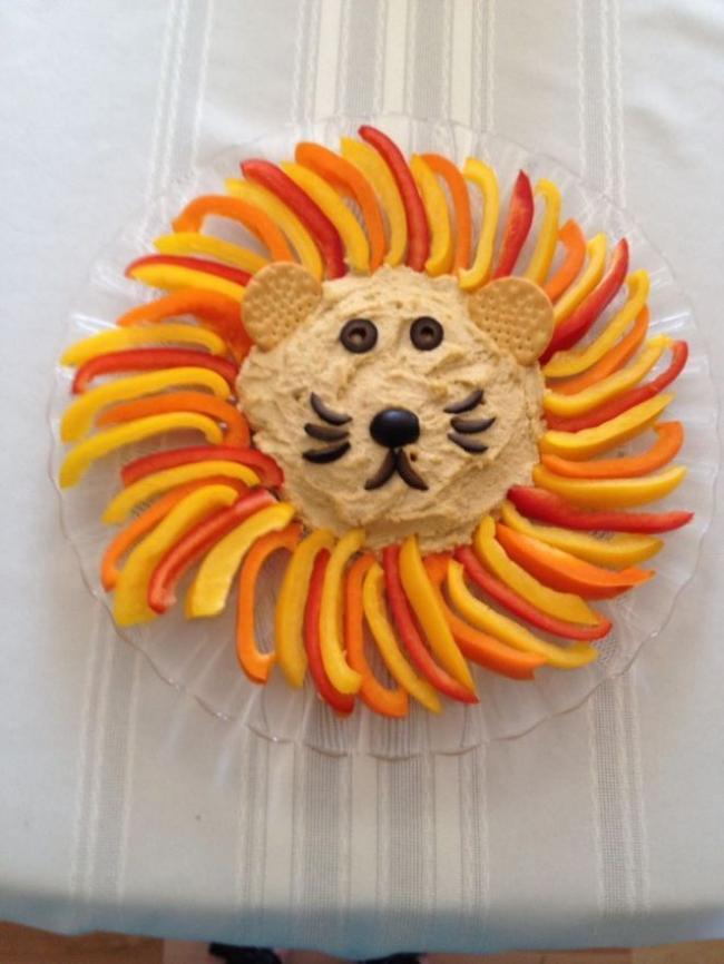 easy safari theme party food idea