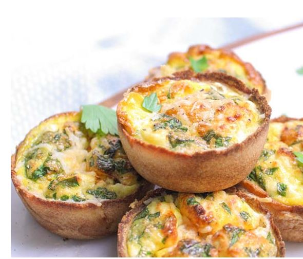 mini quiche for brunch