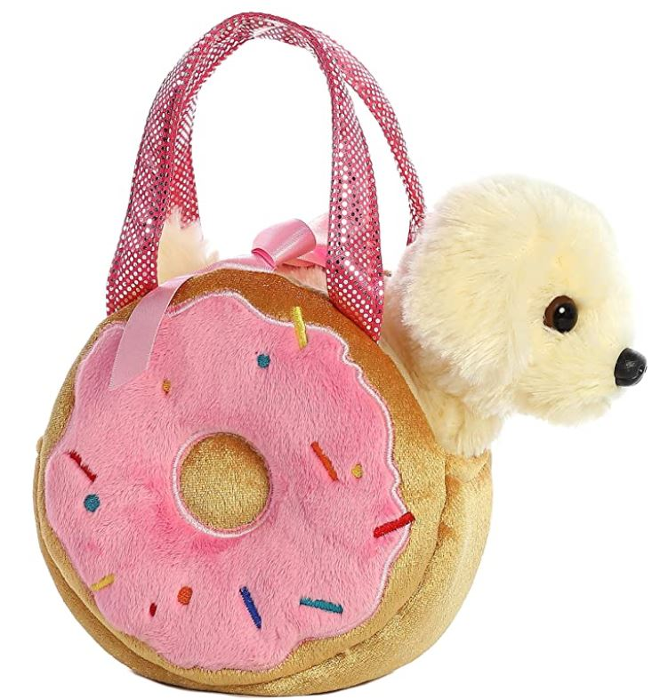 donut purse for little girl