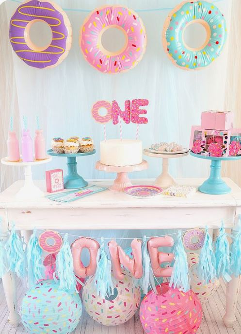 donut decorations