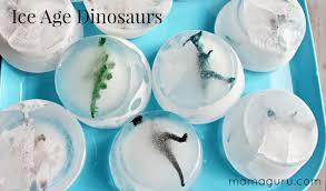 ice age dinosaurs