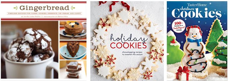 gingrebread cookbooks