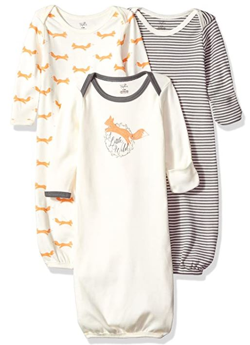 cute woodland theme baby clothes