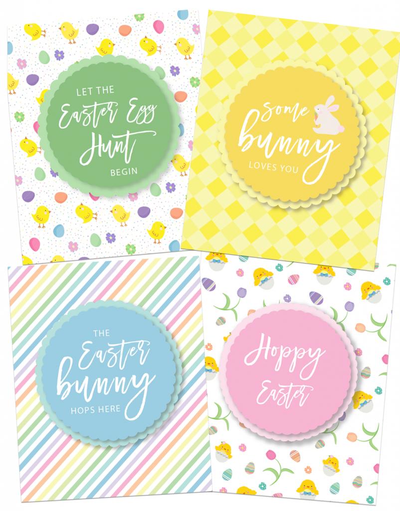 Free Easter Printables