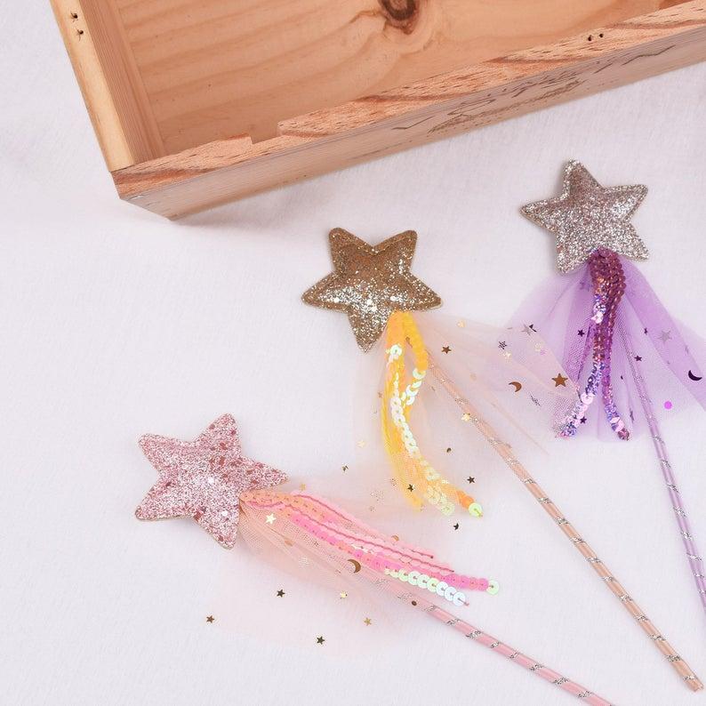 princess fairy wands