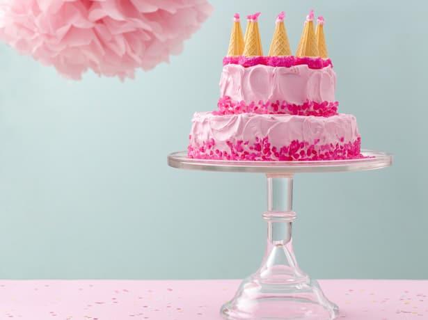 easy diy princess cake