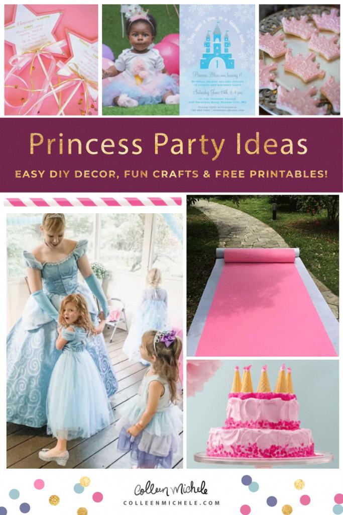 Princess Party Ideas
