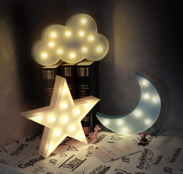 twinkle star party decorations