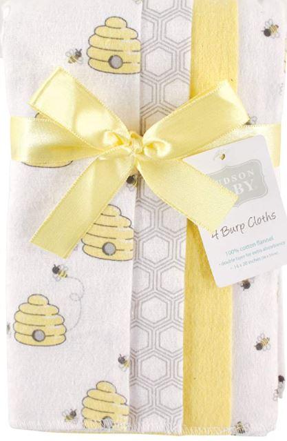 bee theme baby gift