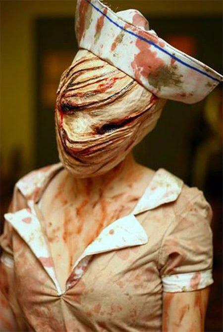 asylum nurse halloween costume