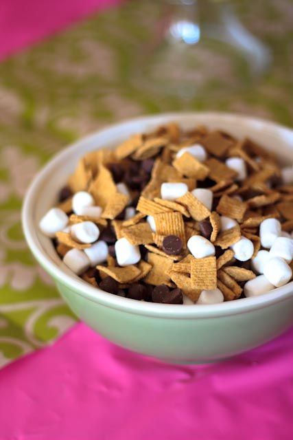 s'mores in a bowl