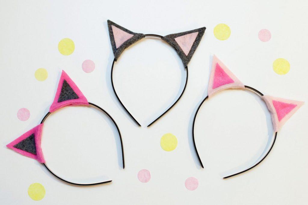 kitty cat ears for birthday