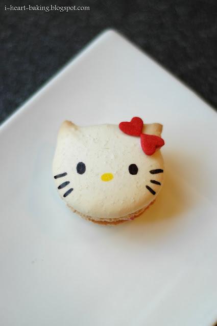 hello kitty cat cookie