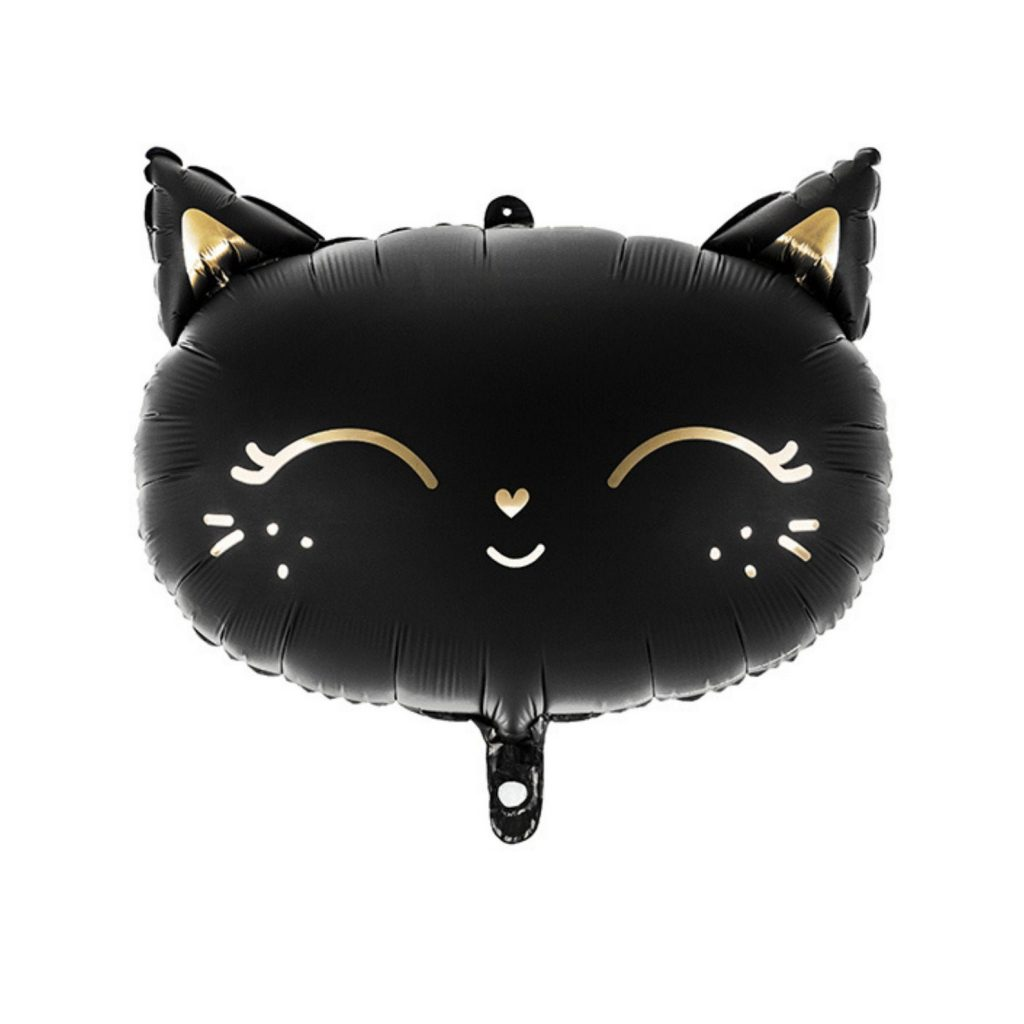 cat balloon decoration